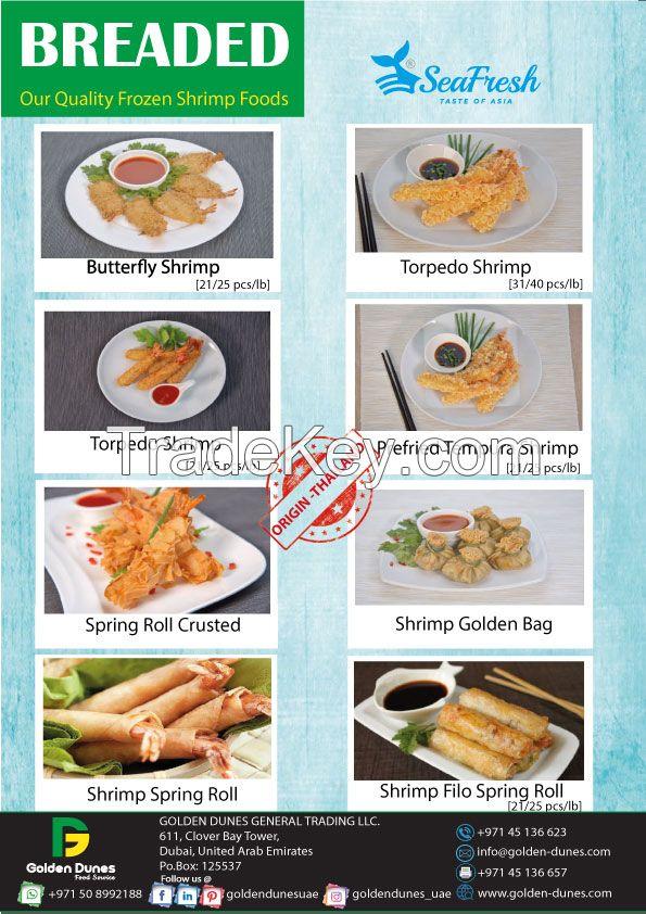 Chilled / Frozen Dim Sum/Dumpling Products