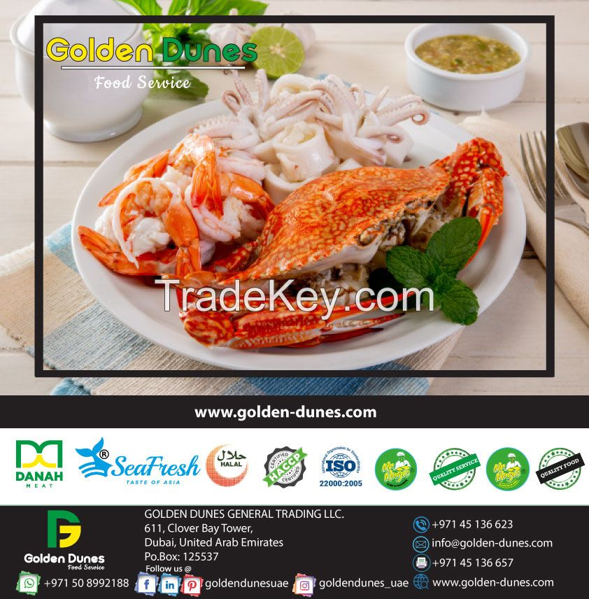 Chilled / Frozen Seafood Products