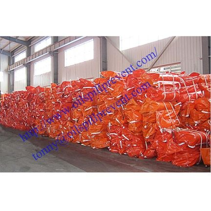 PVC solid float boom from  Evergreen Properity in Chinese(Qingdao Singreat)