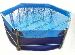 Portable PVC oil tank from  Evergreen Properity in Chinese(Qingdao Singreat)