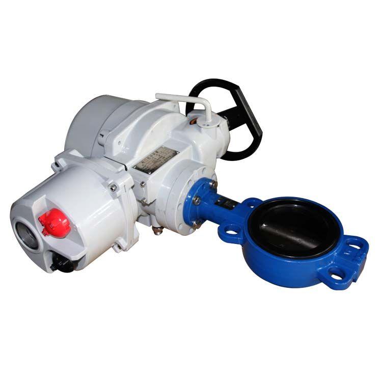 110vac electric mini butterfly valve actuator