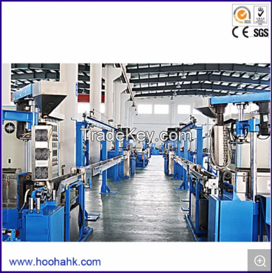 Electrical Copper Wire and Cable Making Machine Extrusion Machine