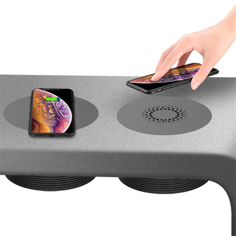 QI Standard Airspace Hidden Charging Long Distance Wireless Charger