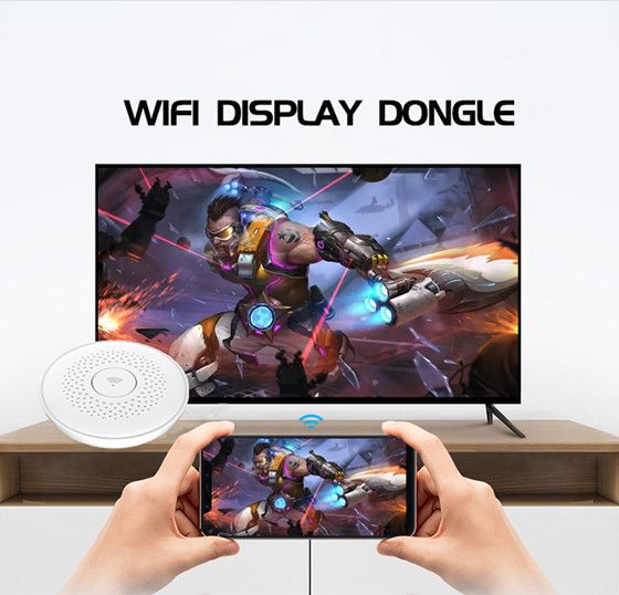 Wifi Micracast Dongle, Wireless Linux Airplay DLNA Miracast 5G WiFi Display Dongle