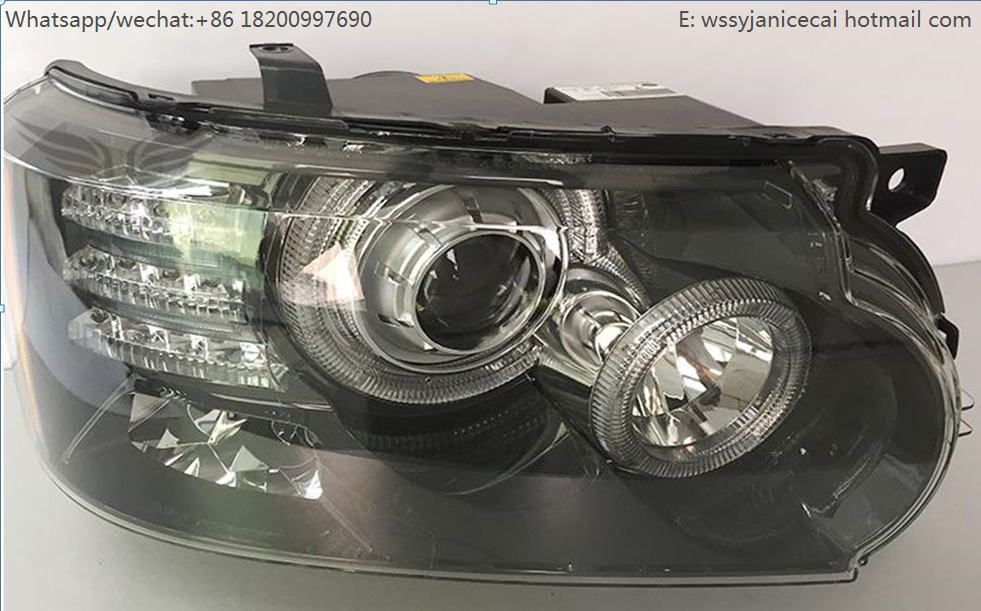 Head lamp light for LAND ROVER Range Rover Vogue L322 2010-2012 LHD LR010821 R