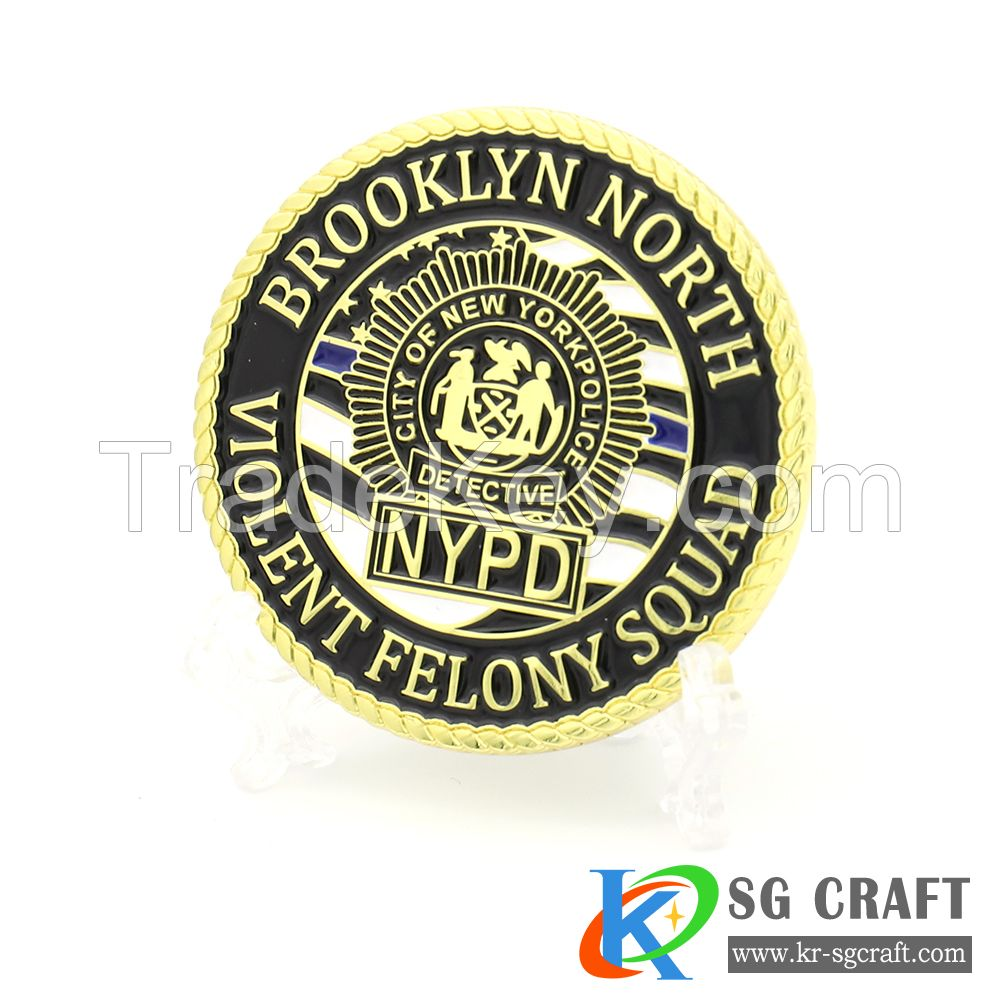 Custom Metal Coin Or Challenge Or Souvenir Challenge Coin