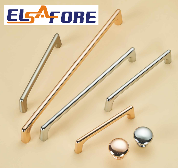 Minimalism zamac  furniture handles & knobs  wardrobe handle