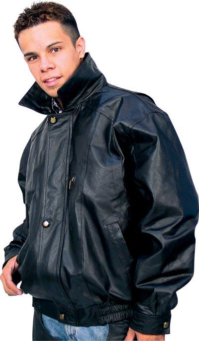 Genuine Cowhide Leather Jackets