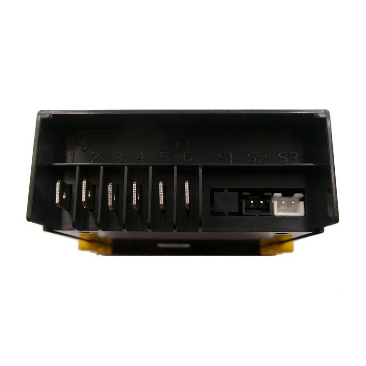 Mini smart electronic defrost refrigeration digital thermostat