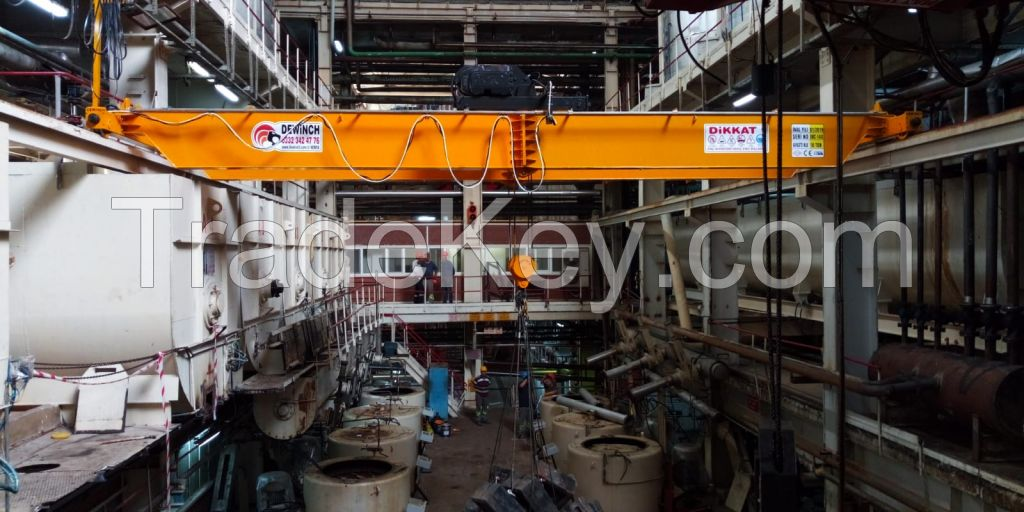 OVERHEAD CRANE TURKISH BRAND NEW