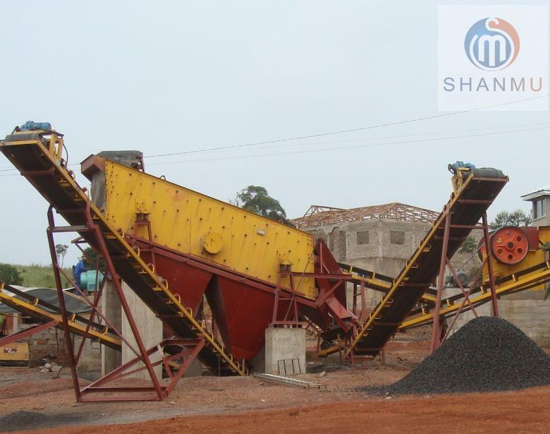 80-100TPH Stone Crusher Plant