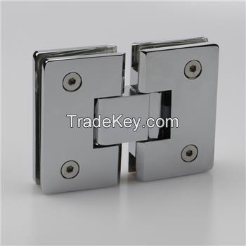 stainless steel glass shower door hinge