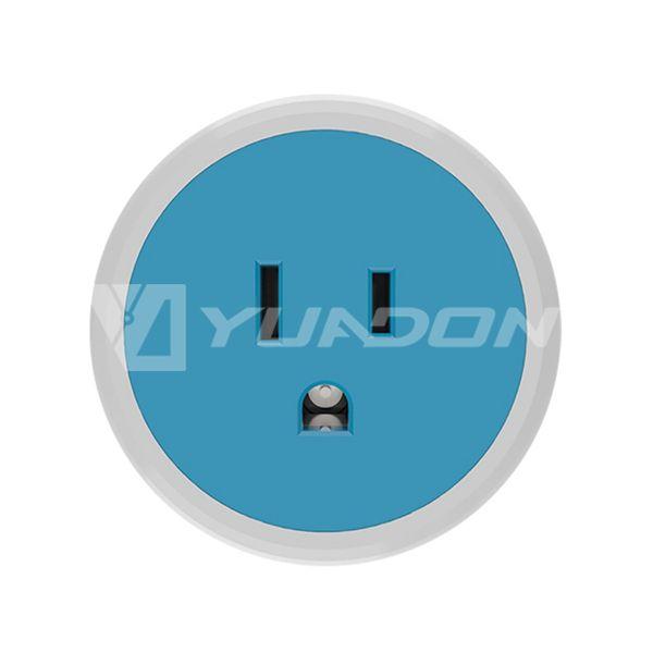 American Wifi Smart Plug Mini Smart Phone App Control Wifi Plug