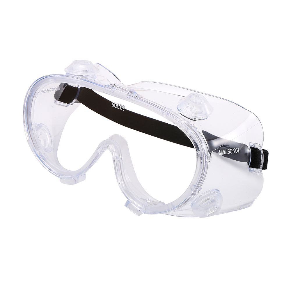 VIRUS PROTECTIVE SAFETY GLASSES,MEDICAL LEVEL GOGGLES