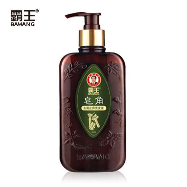 Saponin Anti-Dandruff Anti-Itch Shampoo