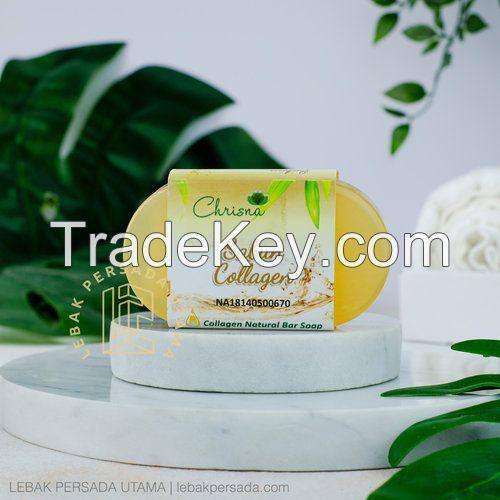 Natural Collagen Bar Soap