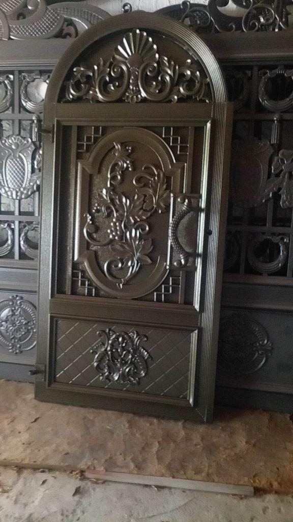 Luxury iron gate