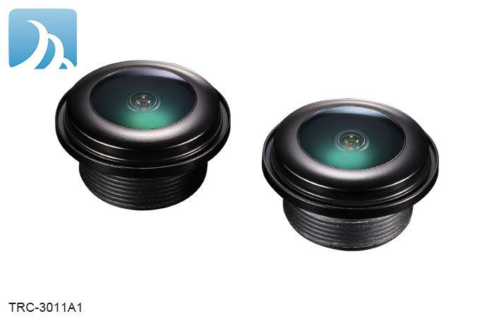 Cheap price 1/3 inch 5G 161 degrees fixed iris car dvr daul lens