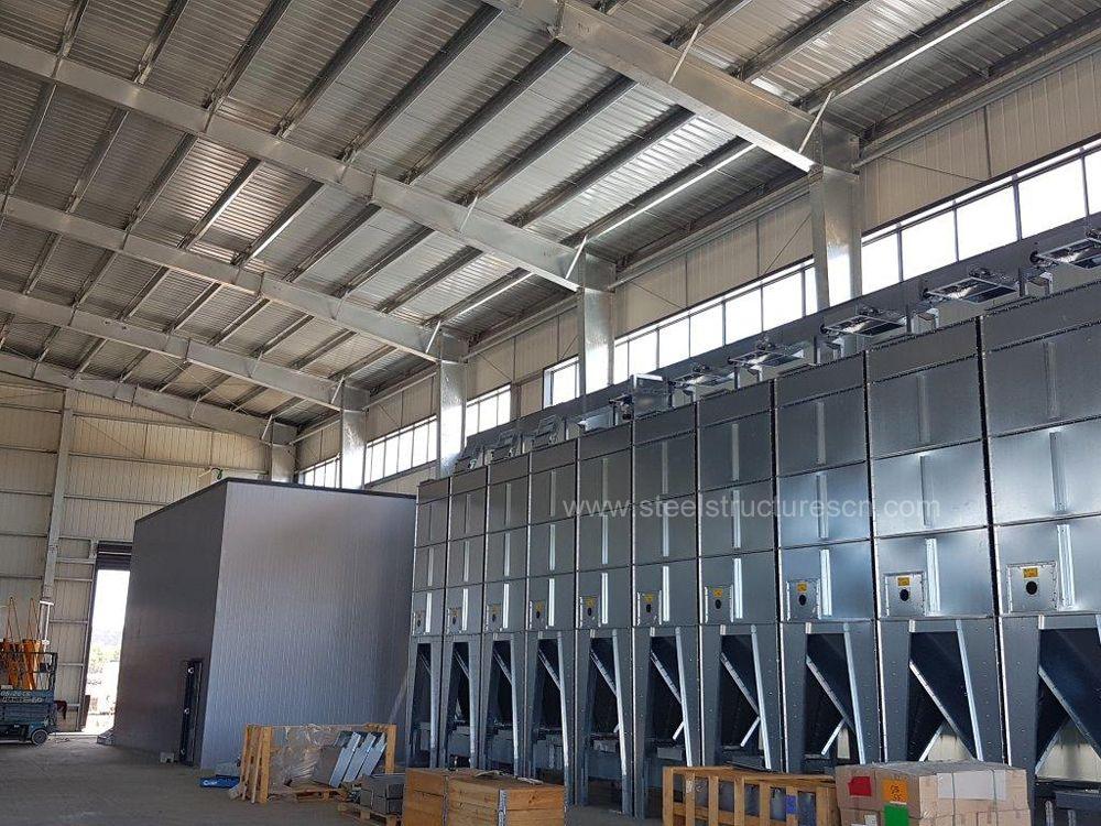 Metal Steel Building