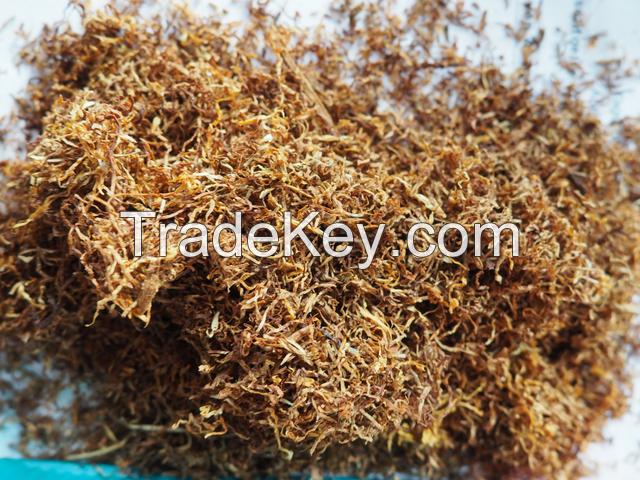 stripped Virginia tobacco leaf / Turner hand rolling Tobacco