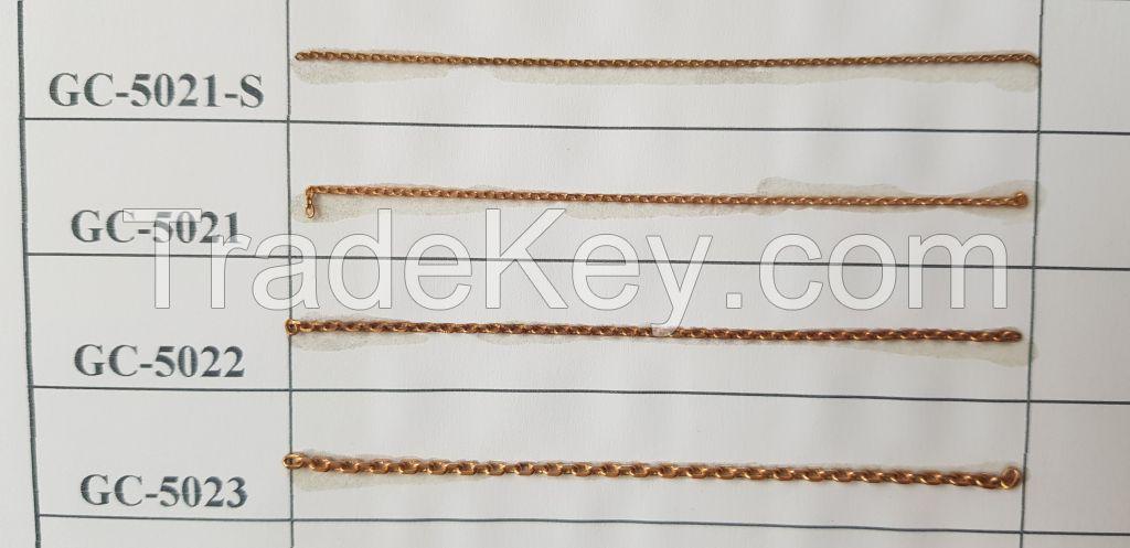 Brass Chain, Jewelry Brass
