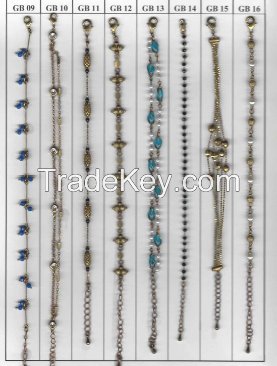 Raw Chain, Raw Ring, ETC, Jewelry chain