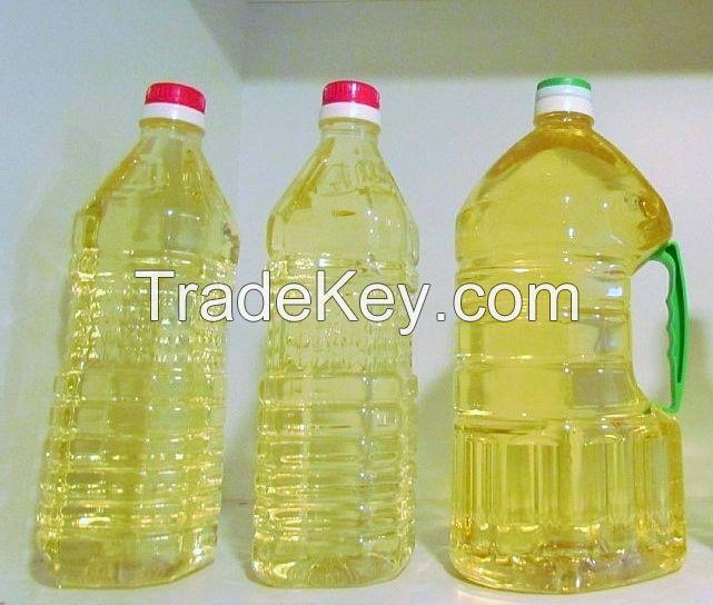 Refined  Edible Vegetable Oils,