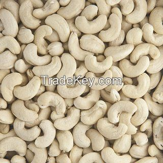Raw  Cashew Nuts and Processed Cashew Nuts
