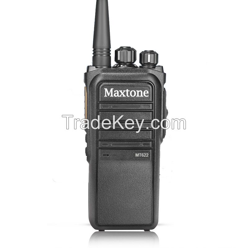 High Quality Professional Outdoor IP67 Waterproof Dustproof Long Range 8W Belt Clip Two Way Radio uhf Walkie Talkie for Security
