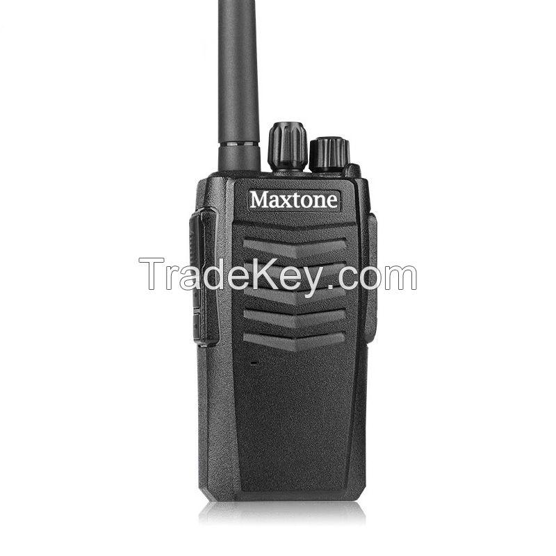 Factory Price Waterproof Construction Site Walkie Talkie 10km range Group Talk Handheld Two Way Radio
