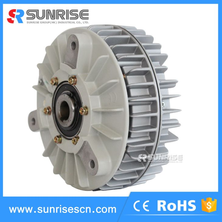 SUNRISE Competitive 24 V Industrial Machinery Magnetic Powder Brake and Clutch