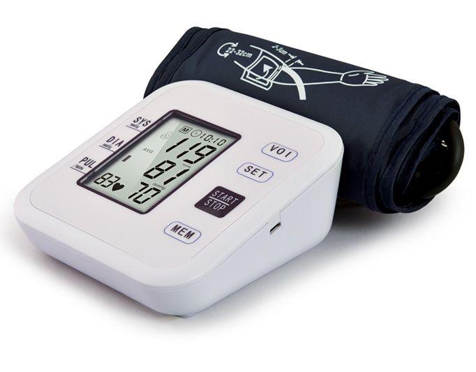 upper arm digital blood pressure monitor / Blood pressure machine CE RoHS