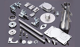 3/4/5 Axis Precision CNC Machining Hardware Parts