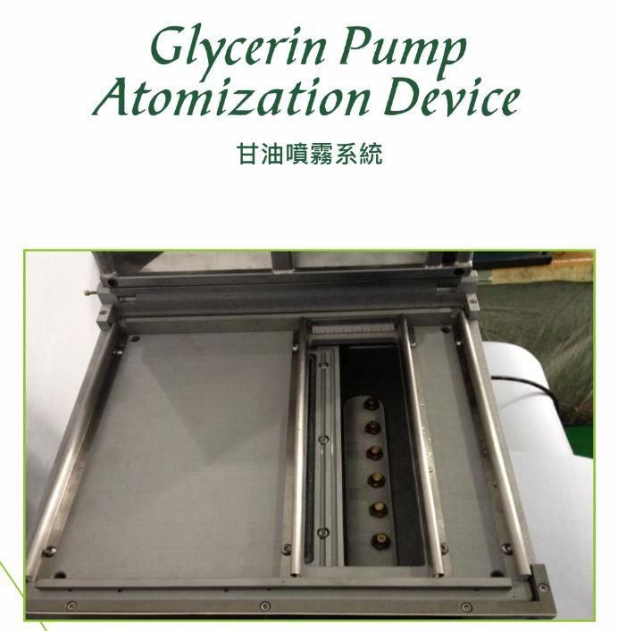 Tobacco Machinery Modification
