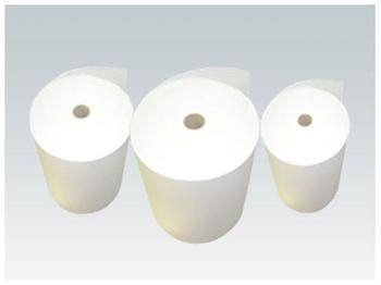 PET nonwoven cloth with PTFE laminated media