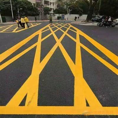 Pavement marking paint (Cold Plastic)