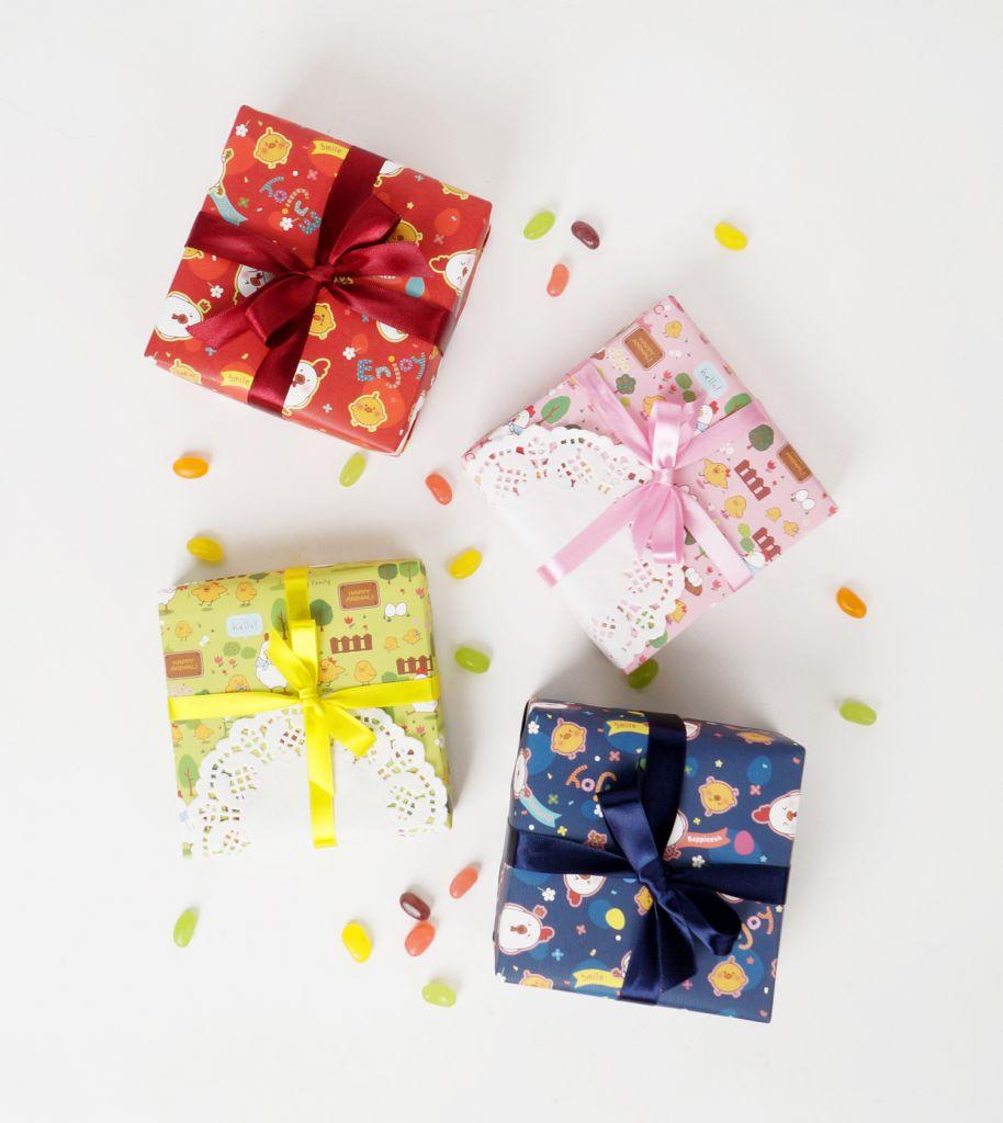 Offset Printing Gift Wrapping Paper DESIGNWRAP