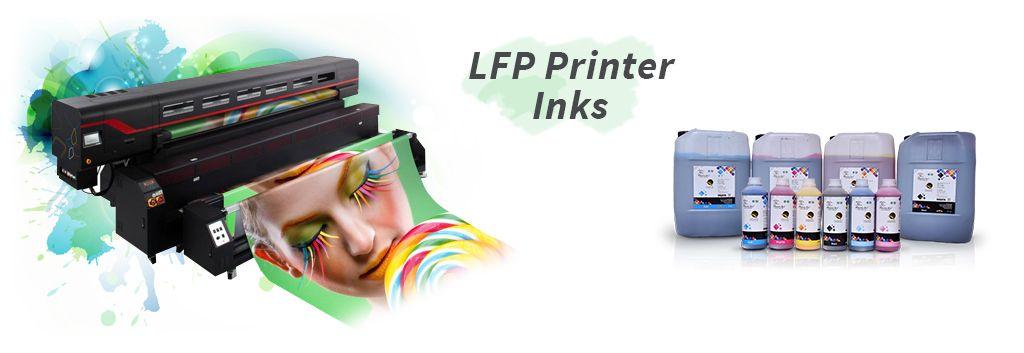 LFP Plotter Ink