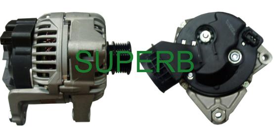Fits BMW E46 Engine 0124515050 12V 120A 320 325 330 525 530 X5 X3 Bosch Alternator