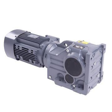 K series bevel helical gear box reduction