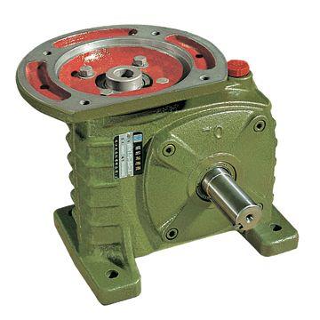 WPA cast iron input shaft speed reducer motor unit