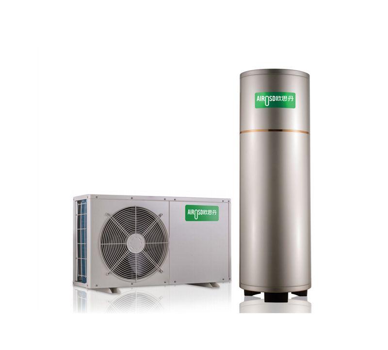 7kw KFXR-007SPCI Mini split domestic water heater heat pump with water tank 150L/200L/300L/400L/500L