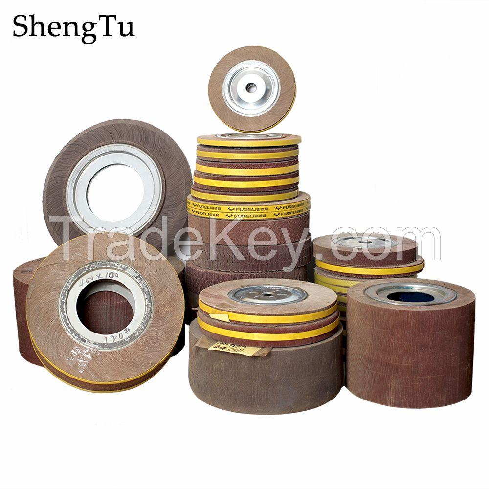 customized grinding flap wheel