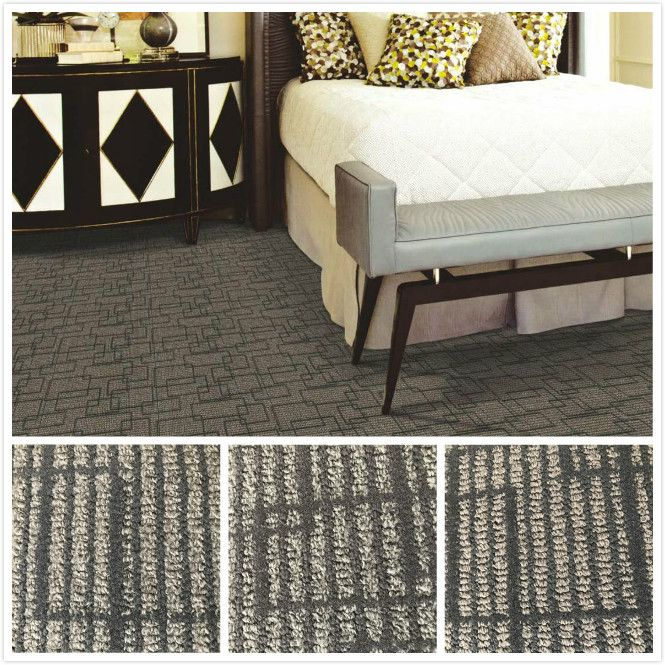 China 100% Nylon Tufted Carpet for Office and Indoor Carpet