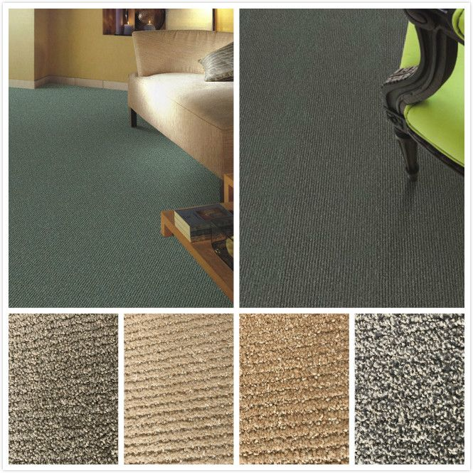 Nylon Indoor Floor Carpet Tiles