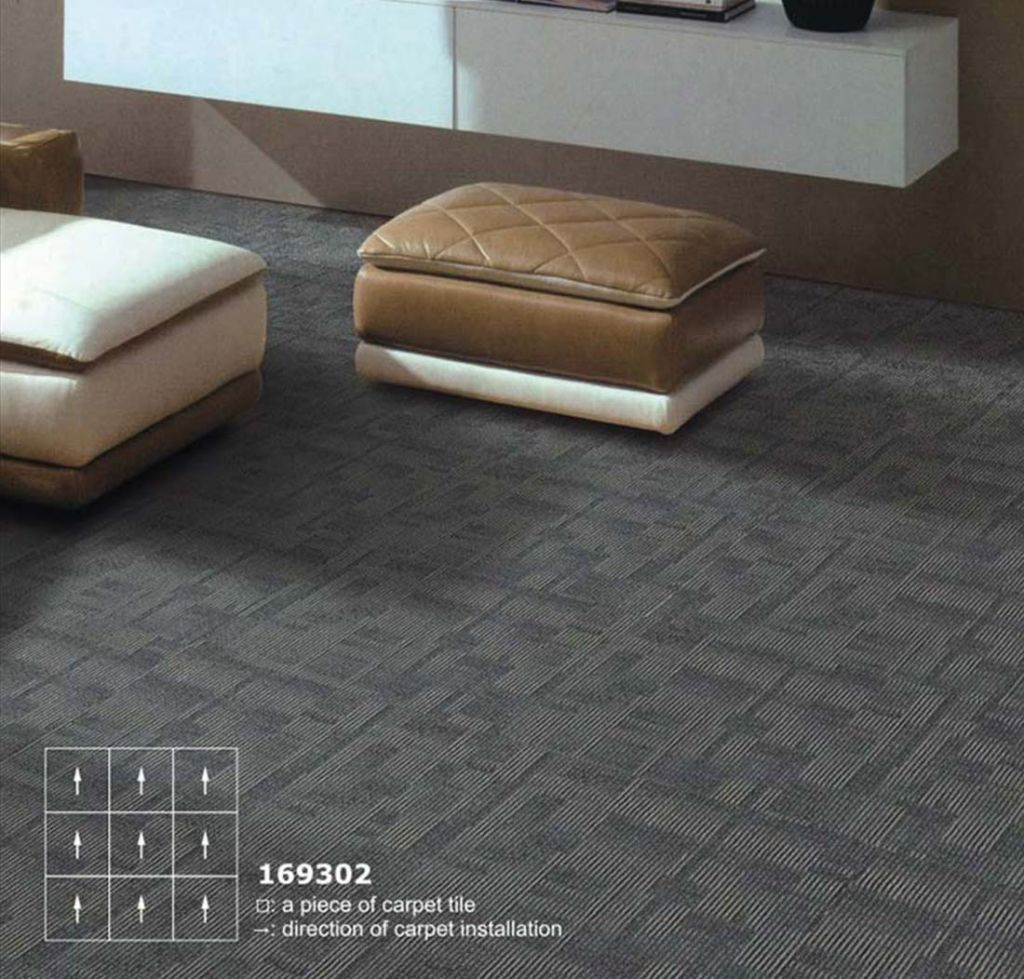 Top Selling Customized Nylon Cube Carpet for Commercial Floor Covering