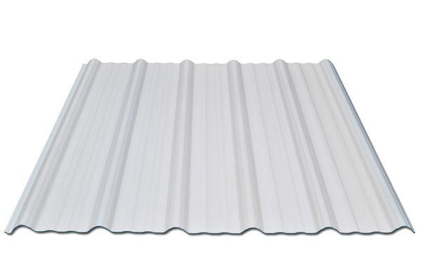 UPVC Roofing Sheet with Fiberglass Reinforcement