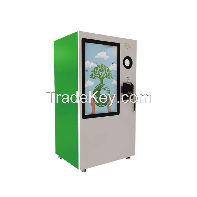 Touch screen reverse vending machine-YC301