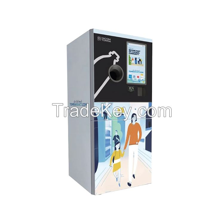 Oneway compressing recycle machine-H30