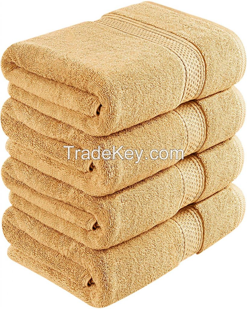 700 GSM Premium 100% Ring-spun Cotton Bath Towels